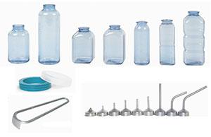 botellas para líquidos y tetinas