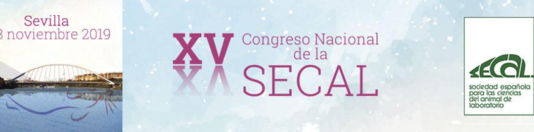 XV Congreso Nacional de la SECAL