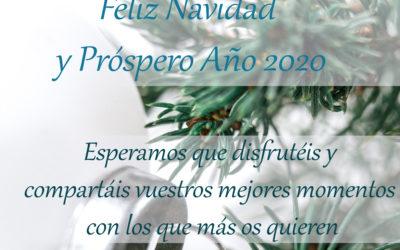 Felicitación de Navidad 2019